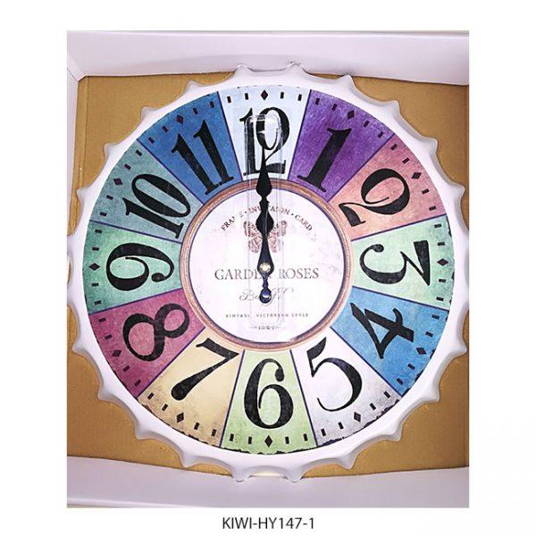 Reloj de pared Kiwi HY147-1