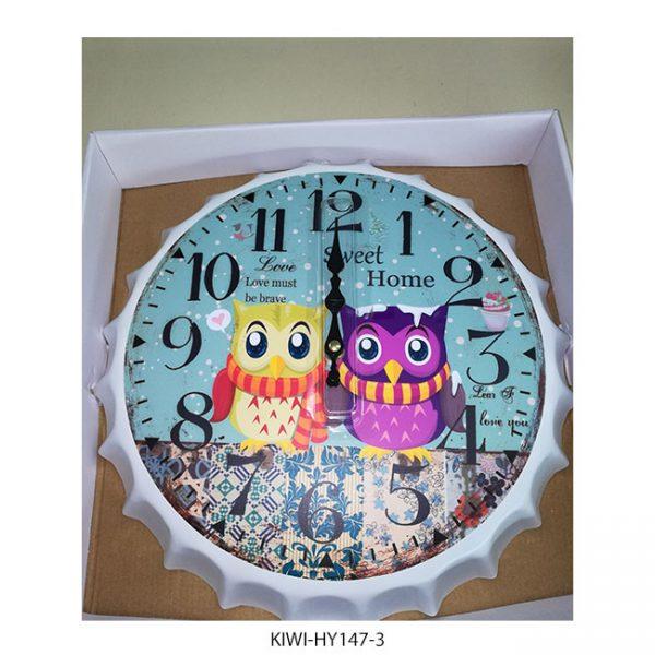 Reloj de pared Kiwi HY147-3