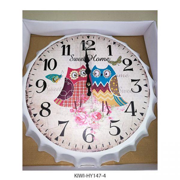 Reloj de pared Kiwi HY147-4