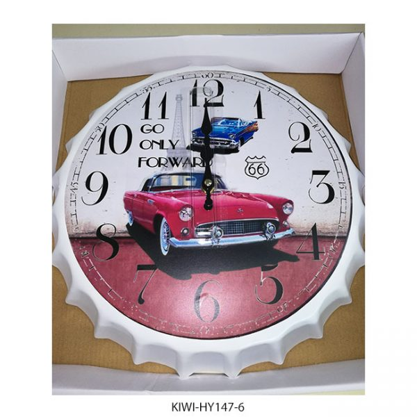 Reloj de pared Kiwi HY147-6