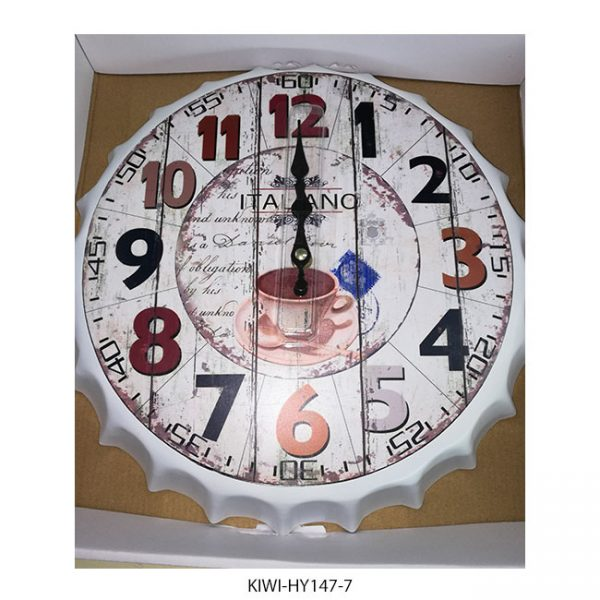 Reloj de pared Kiwi HY147-7