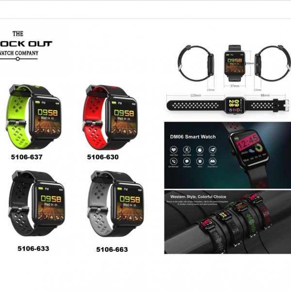 Smartwatch Knock Out 5106 (Unisex)