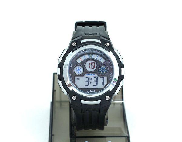 Reloj Kiwi Digital KI02 – Plateados 2 (Hombre)