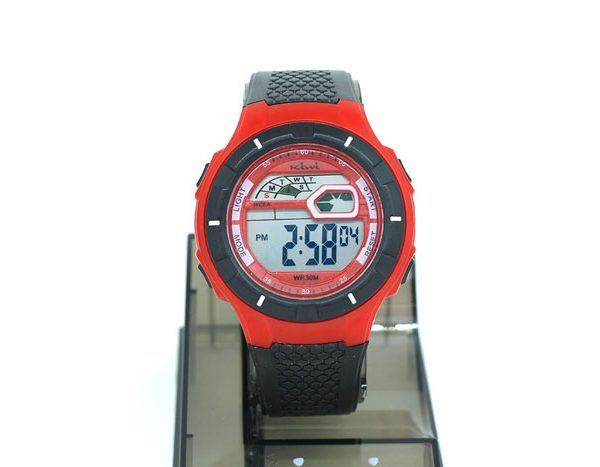 Reloj Kiwi Digital KI02 – Rojos (Hombre)