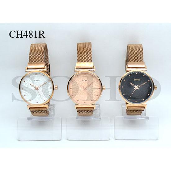 Reloj Soho CH481R (Mujer)