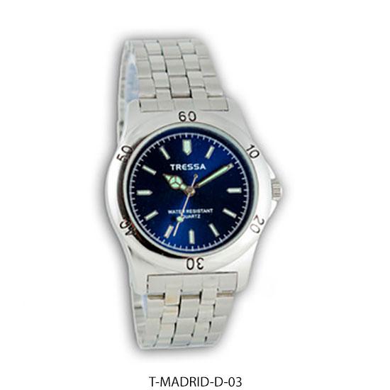 Reloj de Mujer Tressa Madrid D