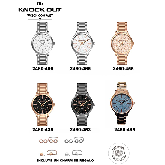 Reloj Knock Out 2460 (Mujer)