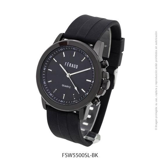 Smartwatch Híbrido Hombre Feraud FSW5500SL