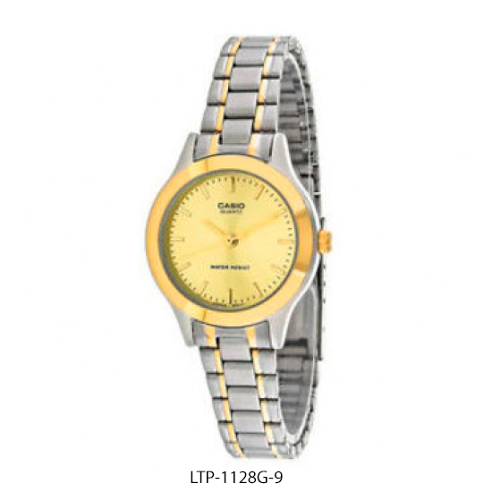 Reloj Casio LTP-1128G (Mujer)