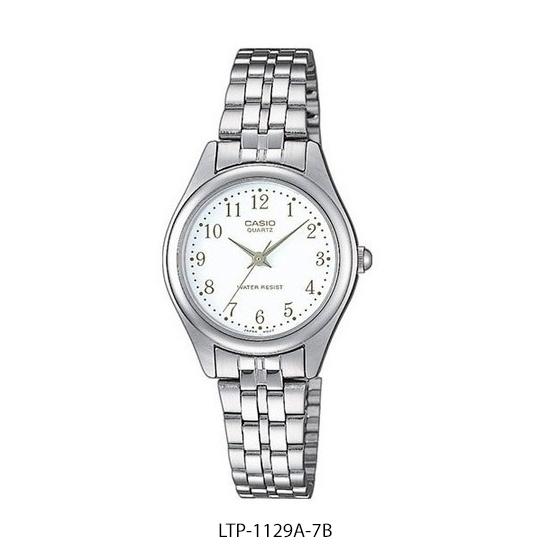 Reloj Casio LTP-1129A (Mujer)