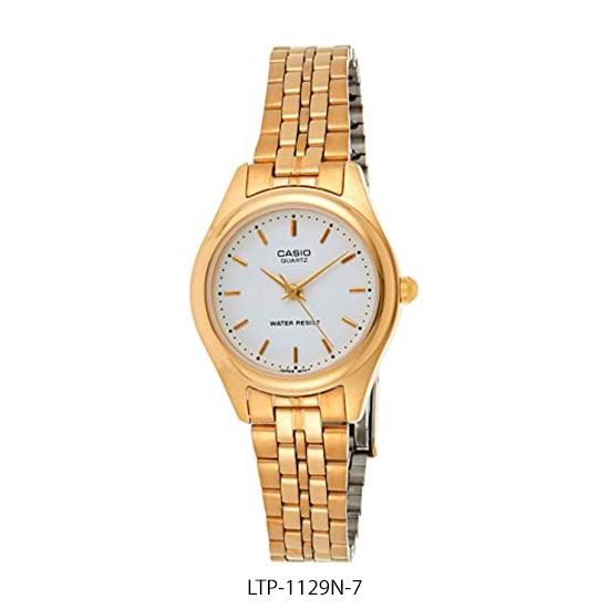 Reloj Casio LTP-1129N (Mujer)