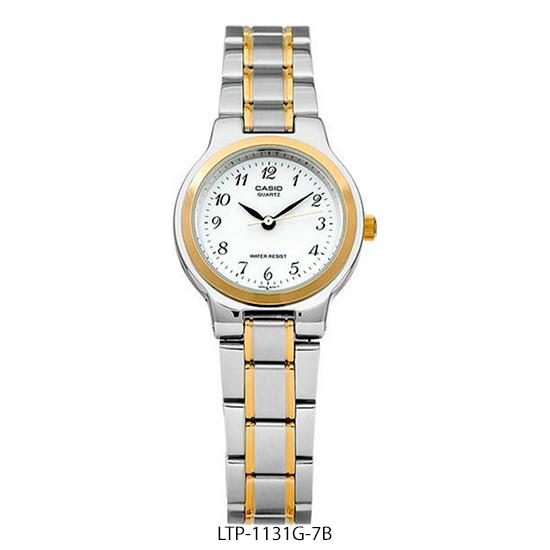 Reloj Casio LTP-1131G (Mujer)