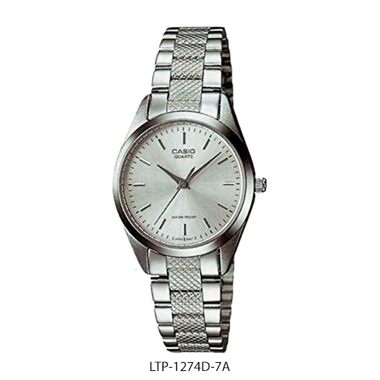 Reloj Casio LTP-1274D (Mujer)