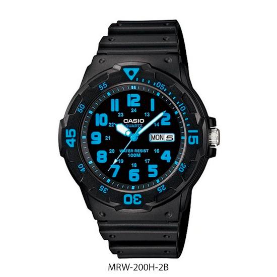 Reloj Casio MRW-200H (Hombre)