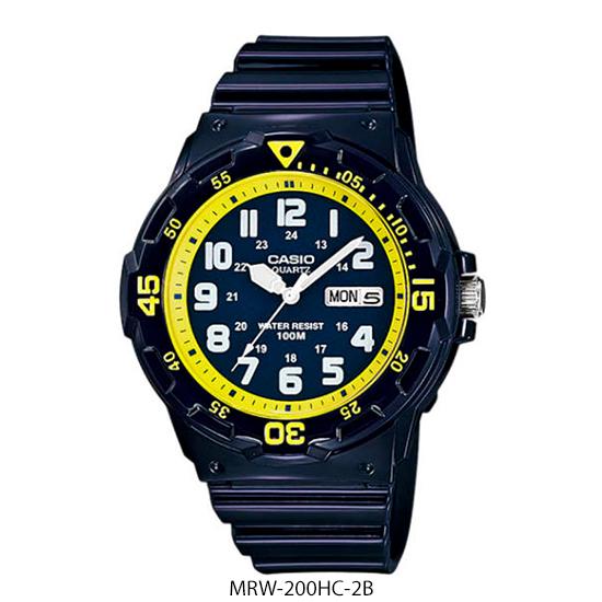 Reloj Casio MRW-200HC (Hombre)
