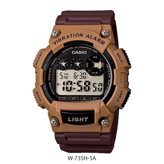 Reloj Casio W-735H (Hombre)