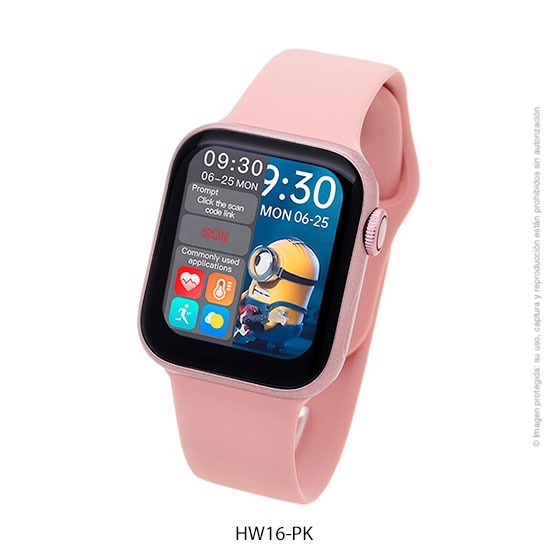 Smartwatch LJ HW16 (Unisex)