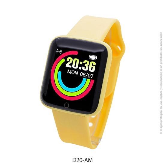 Smartwatch LJ D20 Macaron (Unisex)