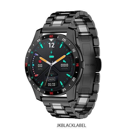 Smartwatch John L. Cook Black Label (Unisex)