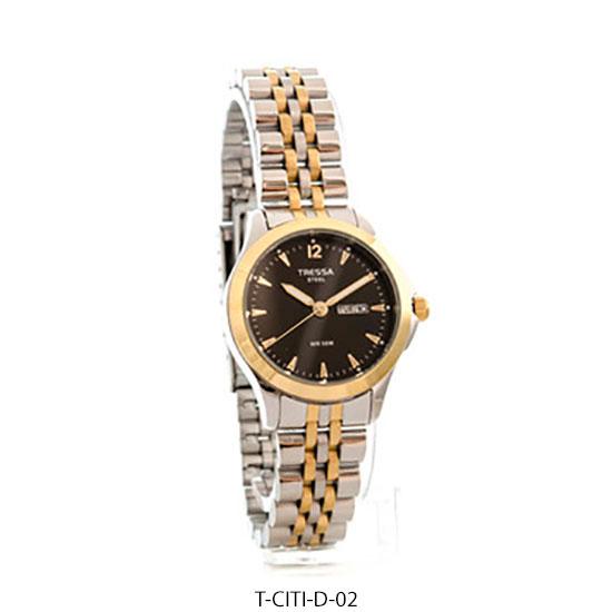 Reloj de Mujer Tressa Citi D
