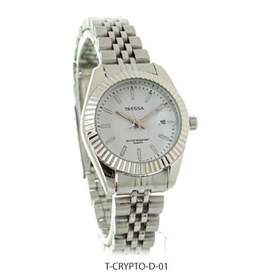 Reloj de Mujer Tressa Crypto D