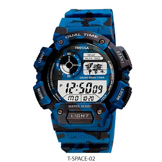 Reloj Tressa Space (Hombre)